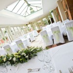 Weddings at The Joshua Bradley