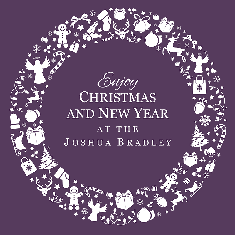 Christmas Party Venue in Stockport - The Joshua Bradley